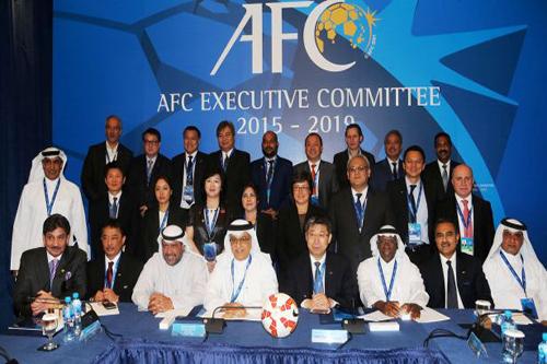 الاتحاد الأسيوي يحدد موعد انتخاب أعضاء الفيفا