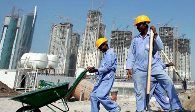 قطر تضع معايير للحفاظ على حقوق العمال