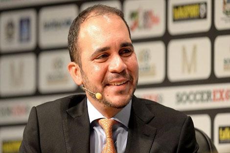 الأمير علي: النزاهة ستقودني لرئاسة الفيفا