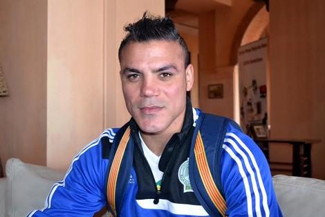 عمرو زكي لـ HesPort: الرجاء البيضاوي وراء اعتزالي كرة القدم