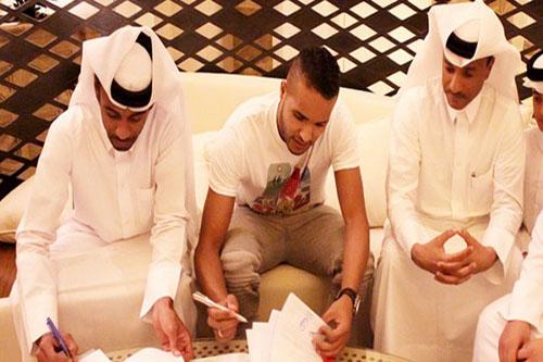 رسميا.. غرناطة يعلن انتقال العربي للدوري القطري