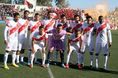 الجمعية السلاوية تقدم 100 درهم للاعبيها بعد ودية مراكش