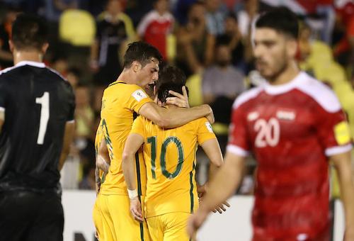 سوريا تخرج مرفوعة الرأس من تصفيات المونديال على يد المنتخب الأسترالي