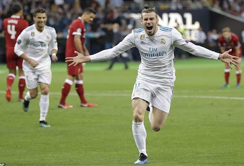 ثنائية بيل وأخطاء كاريوس تقود ريال مدريد للقب جديد في دوري الأبطال