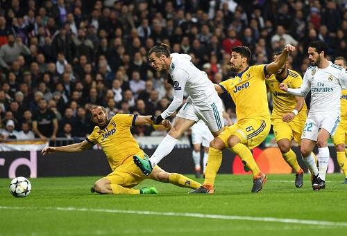 """""""ركلة جزاء في الوقت القاتل"""" تقود ريال مدريد لتخطي يوفنتوس وبلوغ مربع دوري الأبطال"""