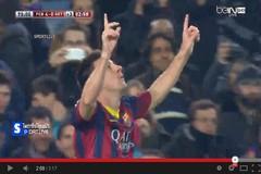فوز برشلونة على خيتافي