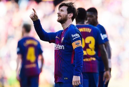 """برشلونة يهزم بلباو بهدفين ويعزز صدارته """"لليغا"""""""