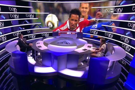 الخلاف الخليجي يصل Bein Sport.. استقالة الكعبي وفارس عوض