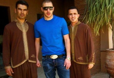 بنزيمة: أعشق مدينة مُراكش ولا وقت لدي لزيارة الجزائر