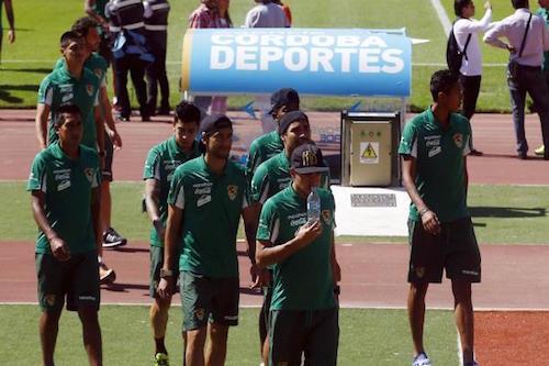 الفيفا يعتبر بوليفيا مهزومة في مباراتين بتصفيات المونديال