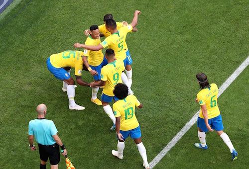 البرازيل تسقط المكسيك بثنائية وتتأهل عن جدارة إلى دور الثمانية بكأس العالم