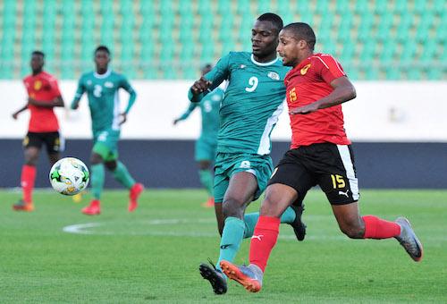 التعادل السلبي يحكم مواجهة أنغولا وبوركينافاسو في كأس إفريقيا للمحليين