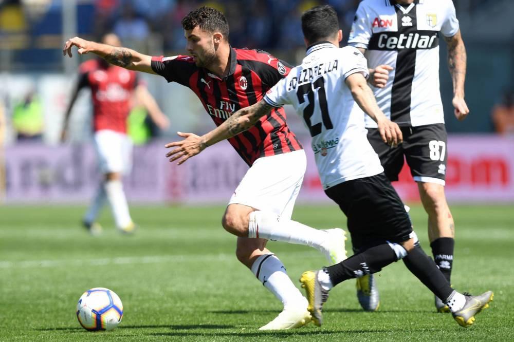 ميلان يتعادل أمام بارما (1-1) في الدوري الإيطالي