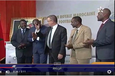 شراكة نجمع الجامعة باتحادات إفريقية