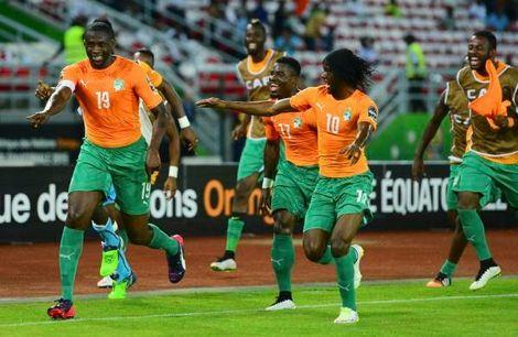 فوز ساحل العاج على جمهورية الكونغو