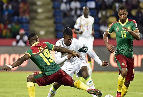 أسود الكاميرون تلتهم الحلم السنغالي وتتأهل للمربع الذهبي في كأس الأمم الإفريقية