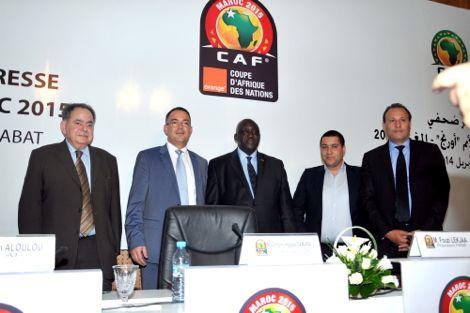 """الـ CAF تفرِض على اللّجنة التنظيمية مُواصلة تحضيراتها للـ """"الكَان"""""""