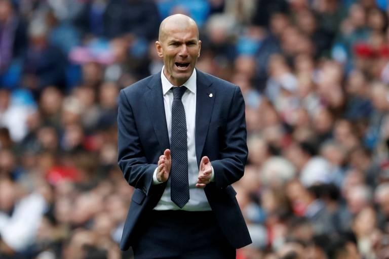 زيدان: ريال مدير سيقاتل على كل الألقاب في الموسم المقبل