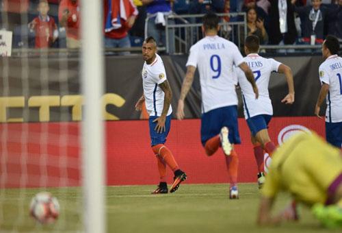 تشيلي تخطف الفوز من بوليفيا في الوقت الضائع وتنعش آمالها في كوبا أمريكا