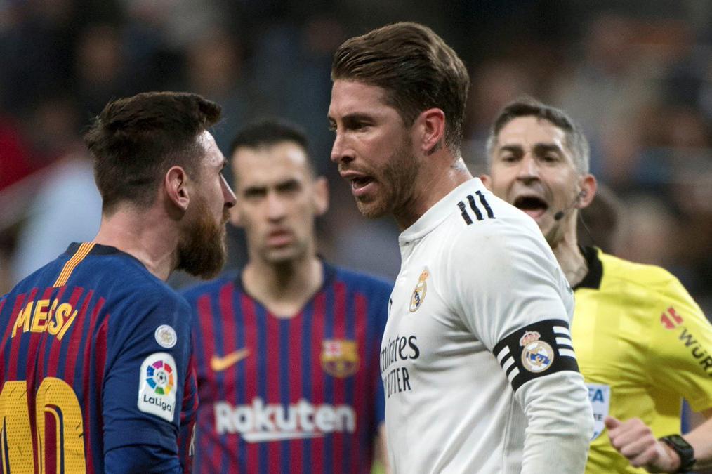اختبار حاسم لريال مدريد وبرشلونة في الليغا قبل مواجهة الكلاسيكو