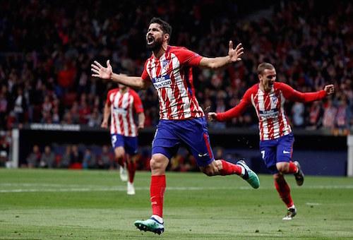أتلتيكو مدريد يبدد أحلام أرسنال ويصعد إلى نهائي الدوري الأوروبي