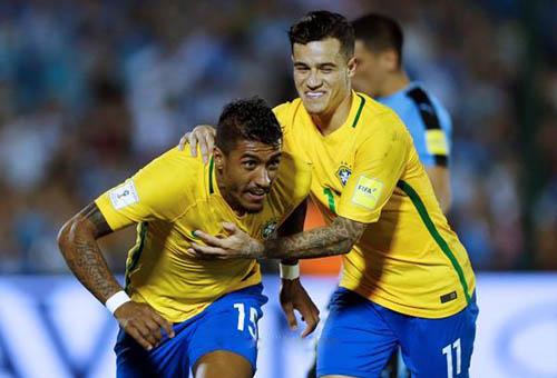 جونينيو: كوتينيو أفضل موهبة برازيلية بعد نيمار