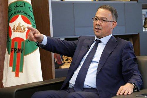 بعد 10 سنوات من الرئاسة.. لقجع يتخلى عن منصبه في نهضة بركان