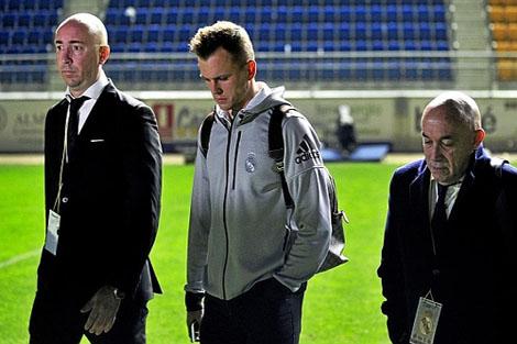 نائب الاتحاد الروسي يطالب تشيرشيف بمغادرة ريال مدريد للعب في روسيا
