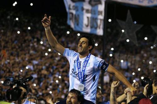 دييغو ميليتو قبل اعتزاله: لا أندم على شيء