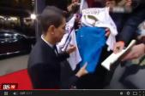 دي ماريا يرفض التوقيع على قميص الريال