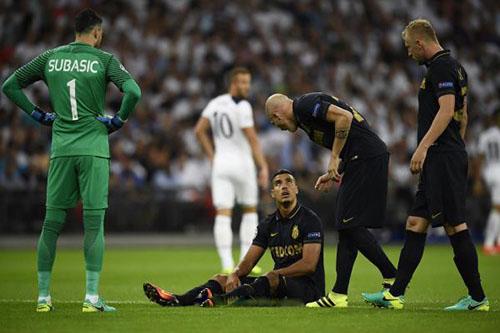 درار يغيب عن موناكو بسبب الإصابة