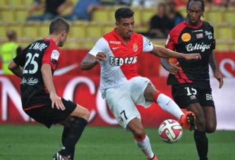 هَدف درار يَقود موناكو لأول فوز بملعب لويس الثاني هذا الموسم