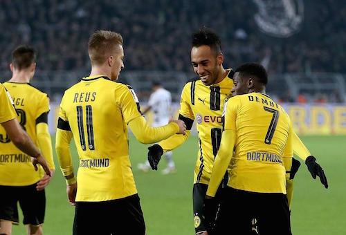 اختبار متواضع لبايرن ميونيخ ودورتموند في كأس ألمانيا