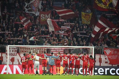ميونخ تتقدم بطلب لاستضافة نهائي دوري الأبطال