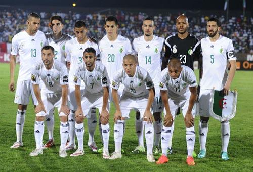 الإصابة تبعد سليماني وسوداني عن تدريبات منتخب الجزائر