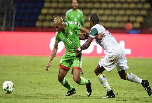 المنتخب الجزائري يودع بطولة أمم إفريقيا بتعادله مع السنغال