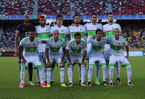 مدرب الجزائر يختار 21 لاعبا لمواجهة الإمارات الودية