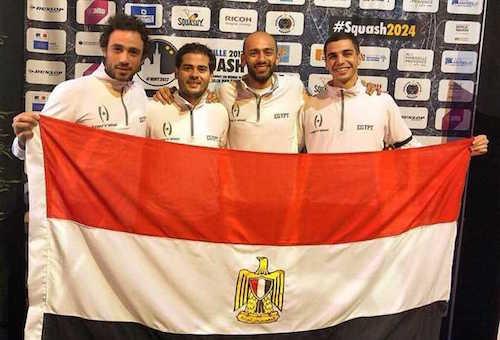 مصر تحرز لقبها الرابع في بطولة العالم للإسكواش
