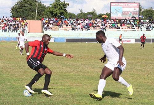 كيدوس الإثيوبي يضع قدمًا في دوري أبطال إفريقيا