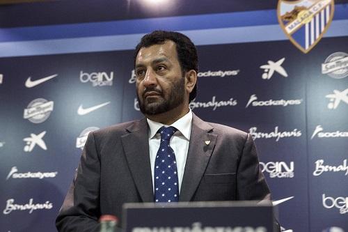 رئيس مالقا يصر على العودة لإدارة النادي وينتقد القضاء الإسباني