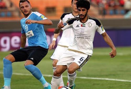 الفيصلي يفوز على الوحدة صدارة مجموعته في البطولة العربية