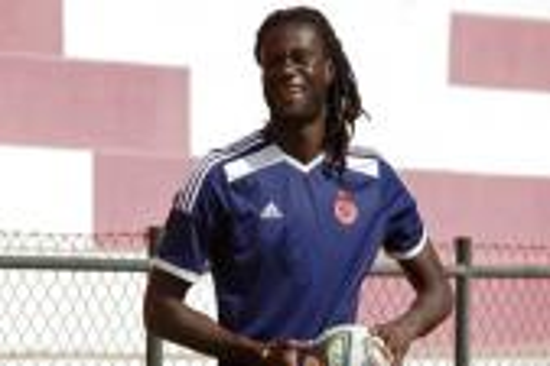 السنغالي فال يعود لتدريبات الوداد البيضاوي