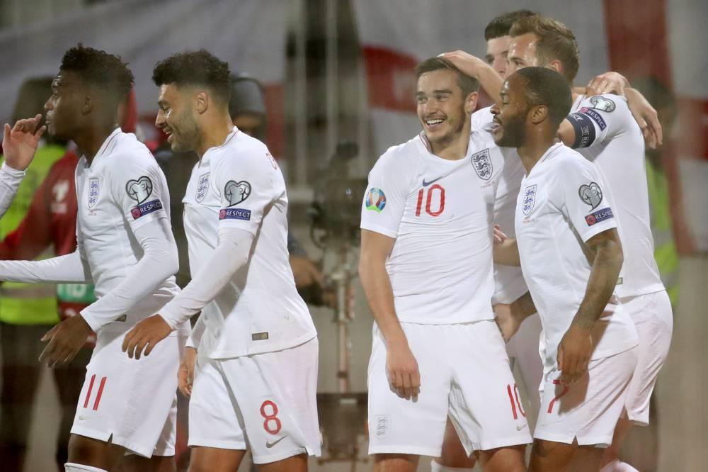 إنجلترا تستعرض على كوسوفو برباعية نظيفة