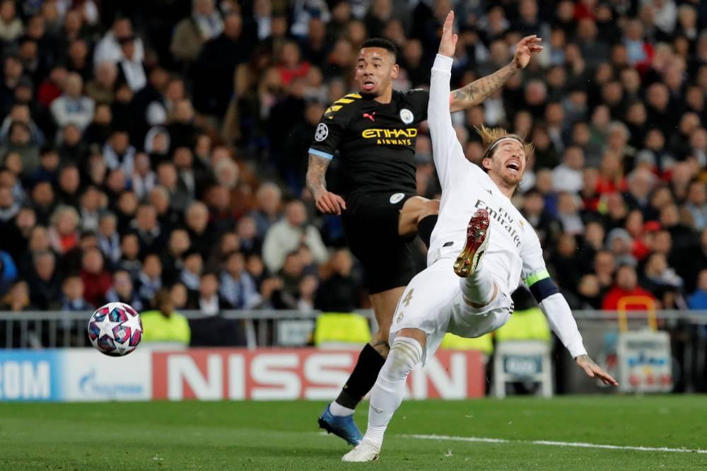 غابرييل جيسوس يؤكد صحة هدفه أمام ريال مدريد