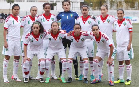 الجيش يهيمن على تشكيلة سيدات المغرب