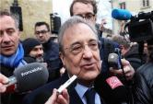 رئيس ريال مدريد يعلق على أزمة انفصال كتالونيا
