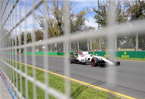 وليامز يحتفل بالذكرى الـ40 لمشاركته في فورمولا 1