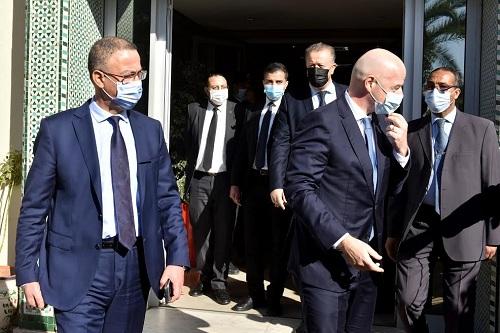 """الرباط تحسم كواليس انتخابات """"الكاف"""".. رئاسة جنوب إفريقية وتوزيع للأدوار"""