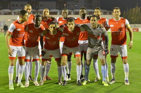 الفتح يتفوق على الموانئ الطوغولي بثلاثية في ذهاب كأس الـ CAF