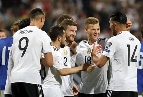 ألمانيا تُواجه السعودية وديًا في ليفركوزن